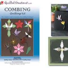 Combing Quilling Kit - Hands Craft Store