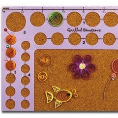 Quilling Circle Template Board - Ultimate Quiller's Board - Hands Craft Store