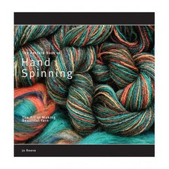 Book of Ashford Hand Spinning - Hands Craft Store