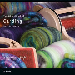 Ashford Book of Carding - Hands Craft Store