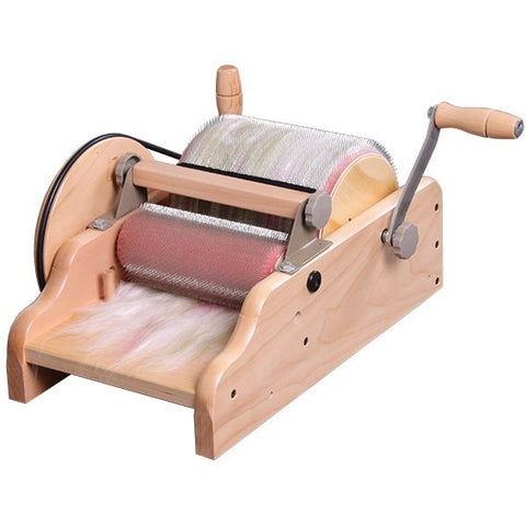 Ashford Drum Carder Fine: 72 PPSI 20cm / Special 15% off - Hands Craft Store