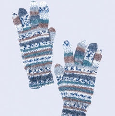 Opal Yarn Pattern - Gloves