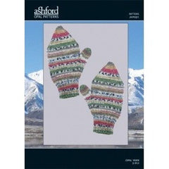 Opal Yarn Pattern - Mittens - Hands Craft Store