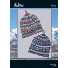 Opal Yarn Pattern -Pixie Hat - Hands Craft Store
