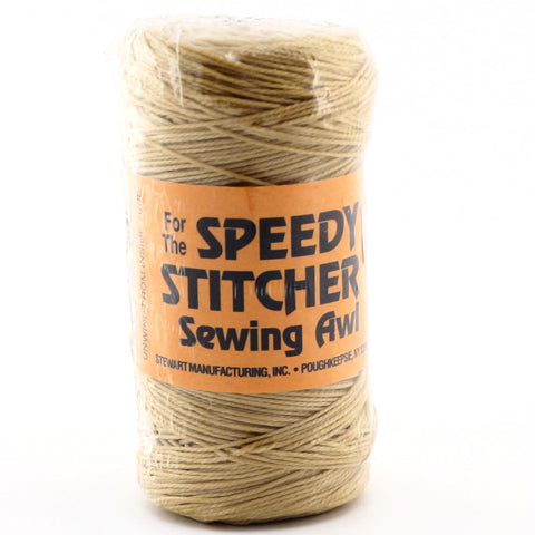 Speedy Stitcher Sewing Awl - Waxed Polyester Thread - Hands Craft Store