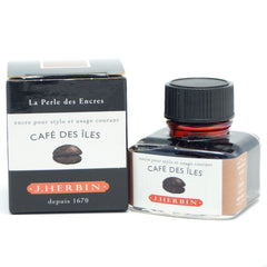 J. Herbin French Calligraphy Ink - Coffee - Hands Craft Store