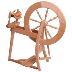 Traditional Spinning Wheel - Double Drive - Ashford - Hands Craft Store