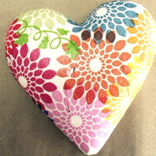 Decoupage Heart - Hands Craft Store