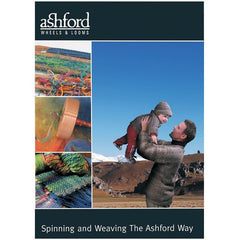 The Ashford way dvd - Hands Craft Store