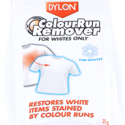 Dylon Colour Run Remover - Whites Only - Hands Craft Store