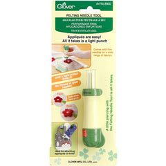 Clover Needle Felting Tool - Hands Craft Store