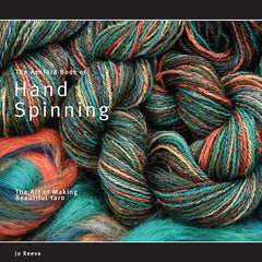 Ashford Book of Hand Spinning - Hands Craft Store