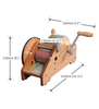 Ashford Drum Carder - Wild 72 PPSI 10cm - Hands Craft Store
