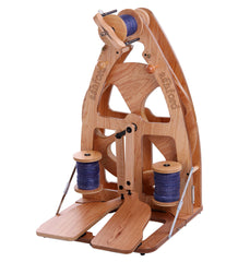 Ashford Joy 2 Spinning Wheel - Double Treadle / Special 15% off - Hands Craft Store