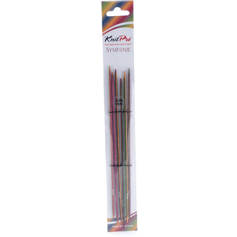 Knit Pro Symfonie Double Pointed Needles - Hands Craft Store