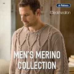 Patons Men's Merino Collection - Hands Craft Store