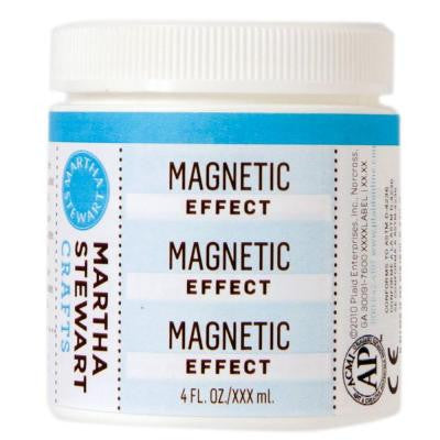 Martha Stewart Magnetic Paint Effect - Hands Craft Store