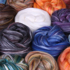 Silk / Merino - Ashford Fibre - Hands Craft Store
