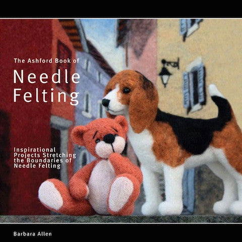 Book of Ashford Needle Felting - Hands Craft Store