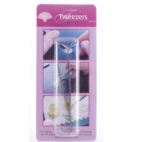Pergamano Tweezers - Hands Craft Store