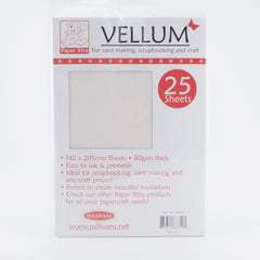 Vellum Sheets - Hands Craft Store