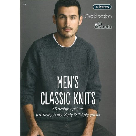 Patons Men's Classic Knits - Hands Craft Store