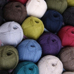 Tekapo Yarn  3ply - Ashford - Hands Craft Store