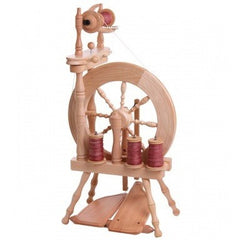 Traveller Spinning Wheel - Double Drive - Ashford / Special 15% off - Hands Craft Store
