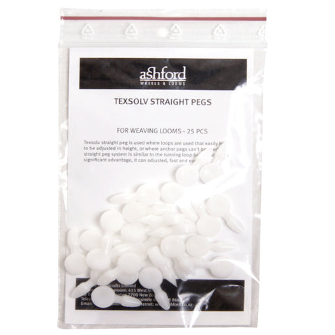 Texsolv Straight Pegs - Hands Craft Store