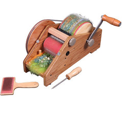 Ashford Drum Carder - Wild 72 PPSI 10cm /  Special 15%0ff - Hands Craft Store