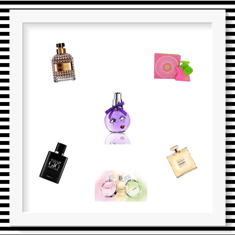 2 Free Mini Fragrances with a $75 fragrance purchase