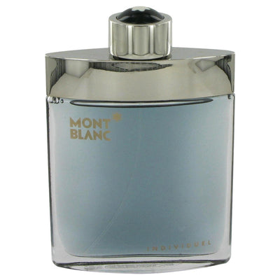 Mont Blanc Individuelle For Men Eau De Toilette Spray (Tester) 2.5 oz