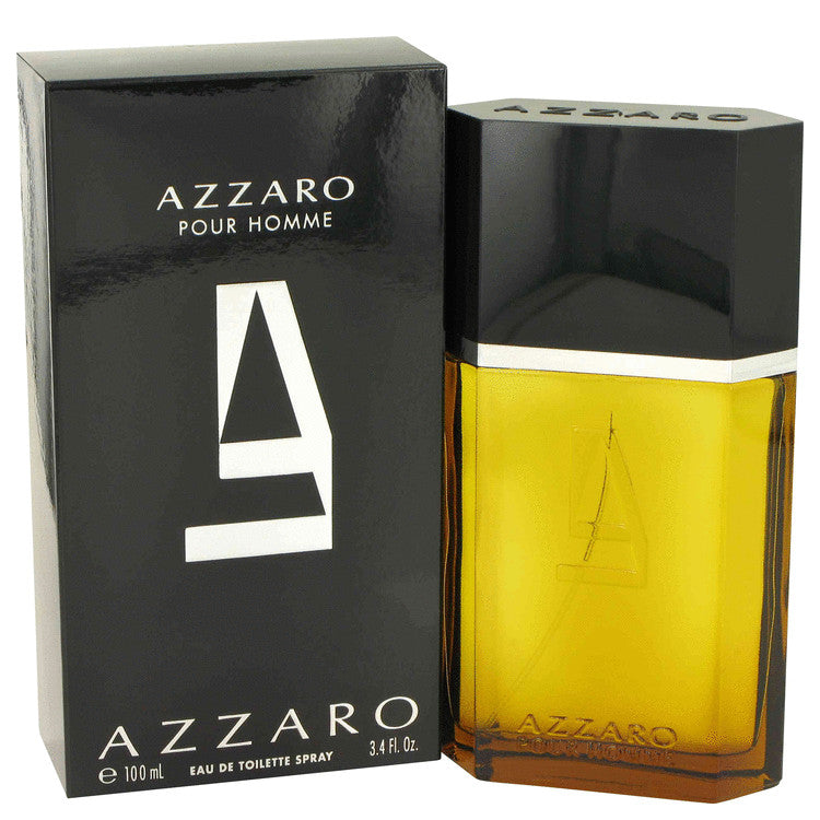 Azzaro Azzaro For Men Eau De Toilette Spray 3.4 oz