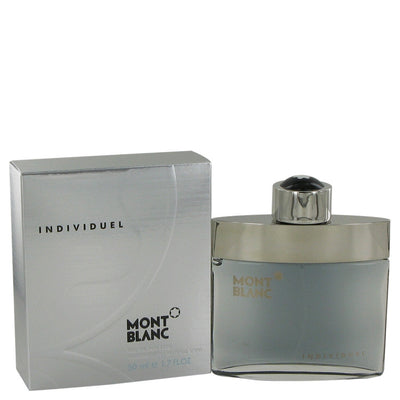 Mont Blanc Individuelle For Men Eau De Toilette Spray 1.7 oz