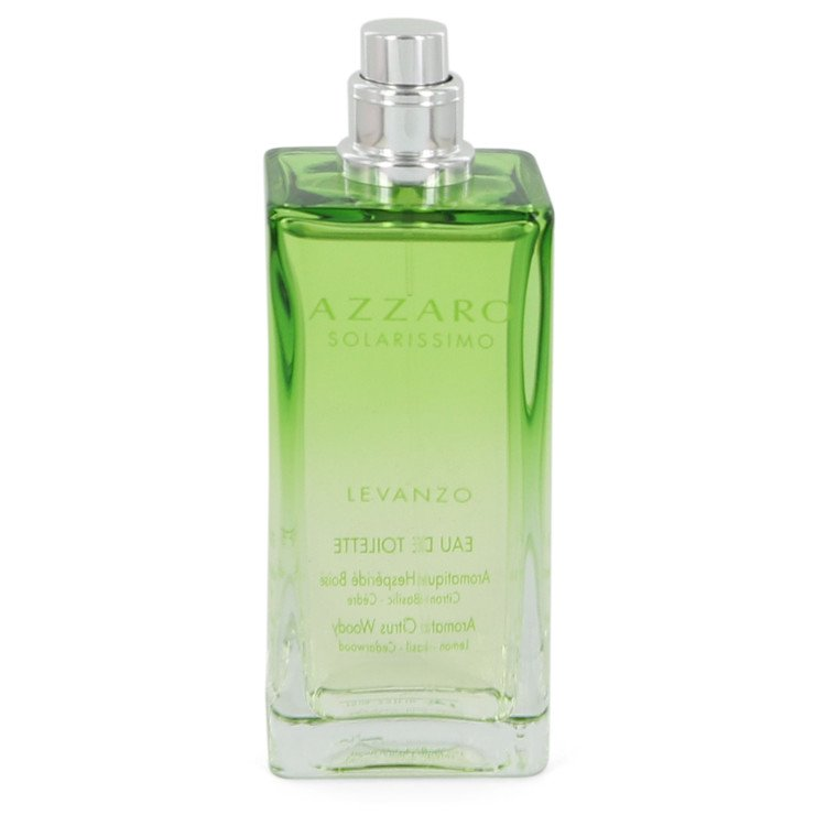 Azzaro Azzaro Solarissimo Levanzo For Men Eau De Toilette Spray (Tester) 2.5 oz