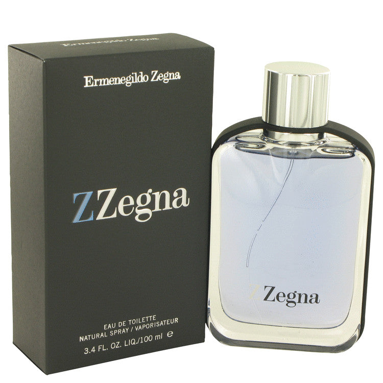 Ermenegildo Zegna Z Zegna For Men Eau De Toilette Spray 3.3 oz