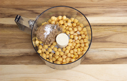 Sohnrey Family Foods Almond Butter Hummus Recipe