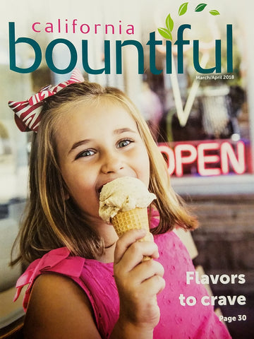 Sohnrey Family Foods in the March-April Issue of California Bountiful