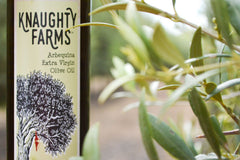 Knaughty Farms Extra Virgin Olive Oil