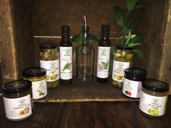 Sutter Buttes Olive Oil Company Products