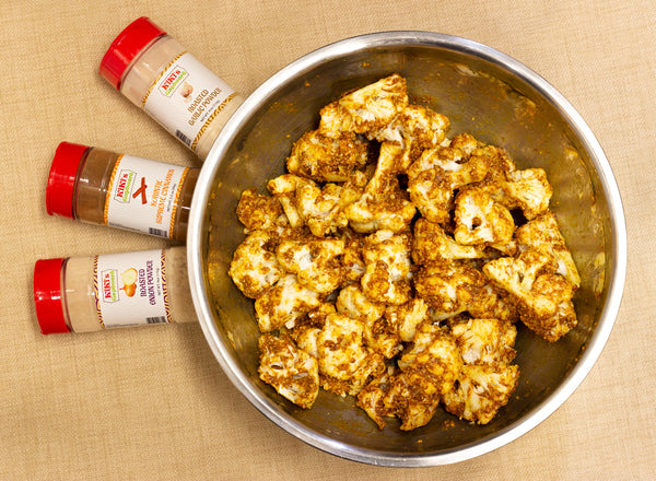 Kiki's Cupboard Spices Used in Tandoori Almond Butter Sauce