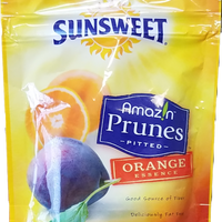 Orange Essence Prunes