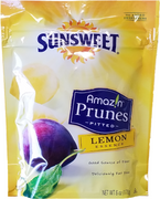 Lemon Essence Prunes