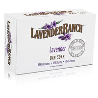 Lavender Ranch Bar lavender soap