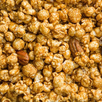 ChicoPops Caramel Corn with Pecans Popcorn