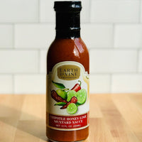 Chipotle Honey Lime Mustard Sauce by Earth & Vine