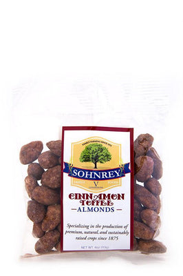 4oz Cinnamon Toffee Almonds