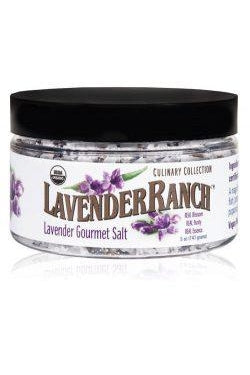 Lavender ranch gourmet sea salt