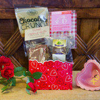 I Love You a Choco-Lot! Valentines Basket