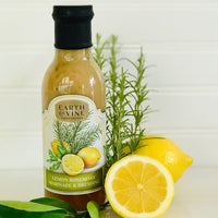 Earth & Vine Lemon Rosemary Marinade & Dressing